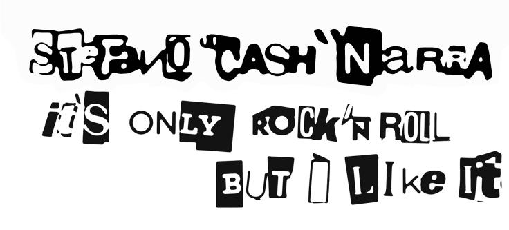Rock 'n'roll logo